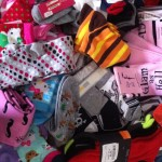 Socks for Skid Row